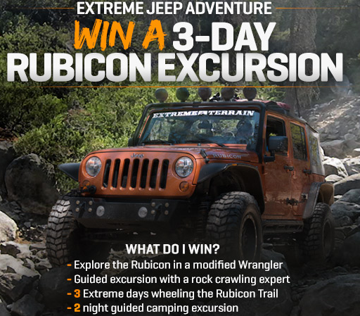 ExtremeTerrain - Jeep Parts
